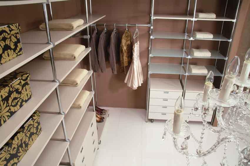 Изготовление гардеробных систем