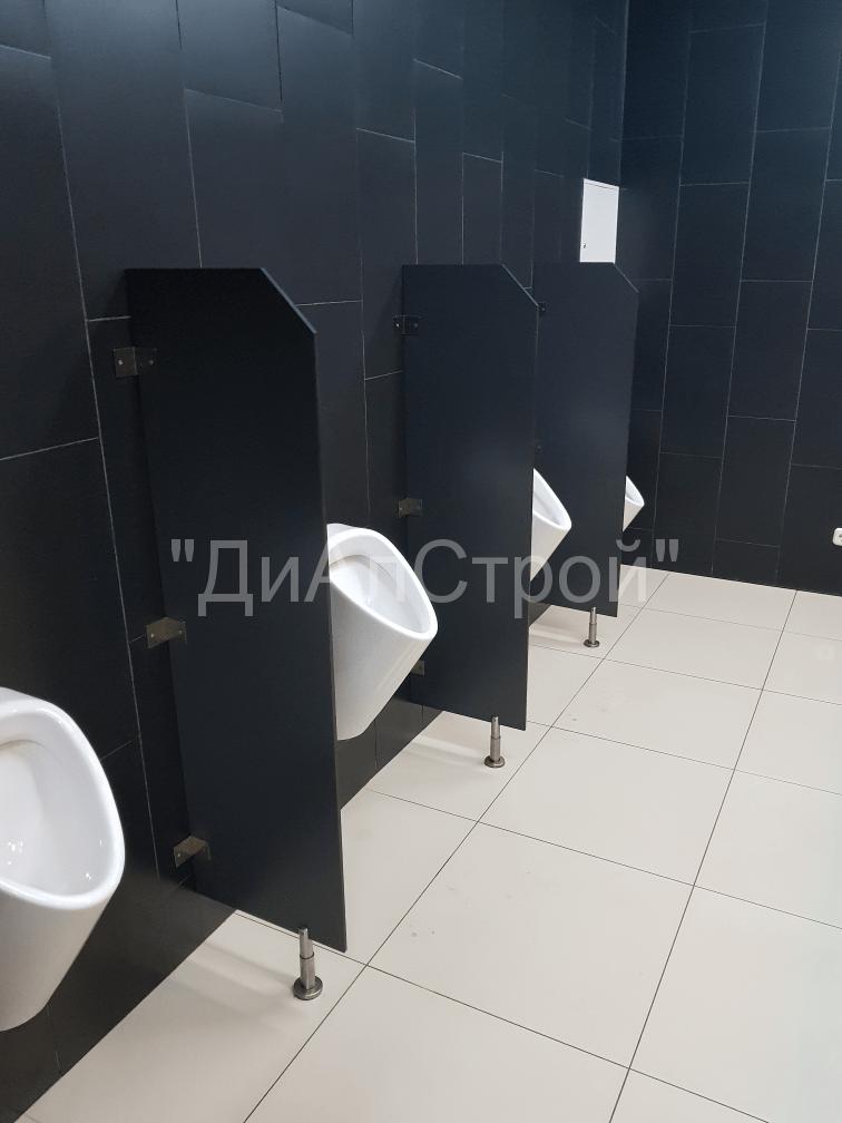 Туалетные перегородки на заказ.