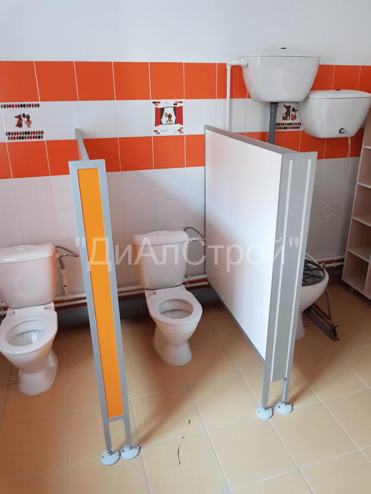 Туалетные перегородки на заказ