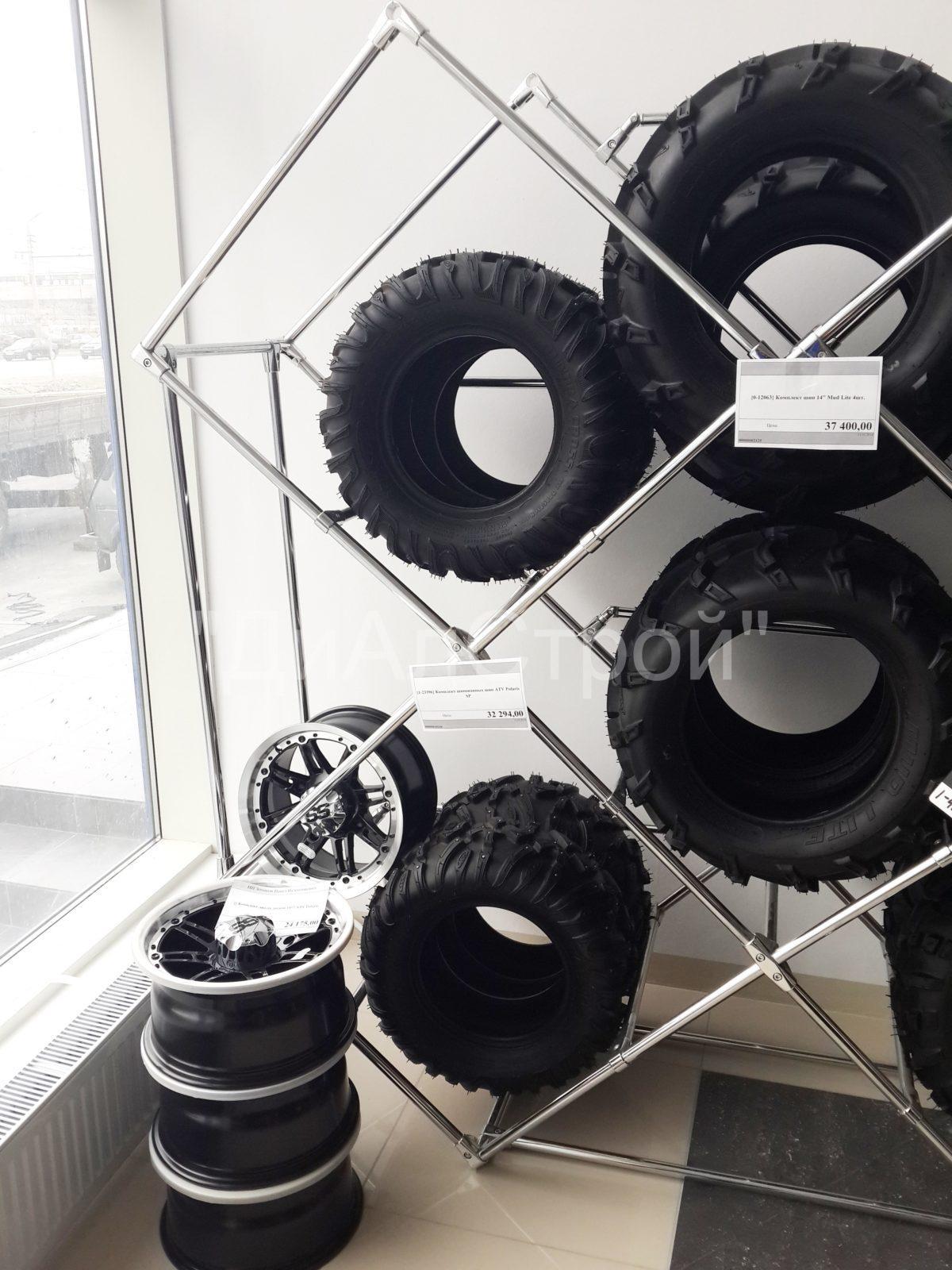 Примеры работ:  Торгово-выставочное оборудование