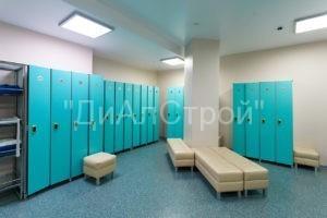 фитнес центр видгоф шкафчики для раздевалок локеры